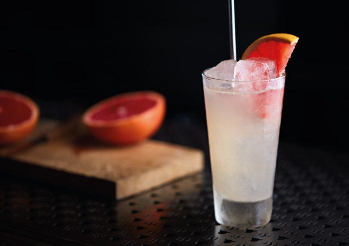 Ladder cocktail